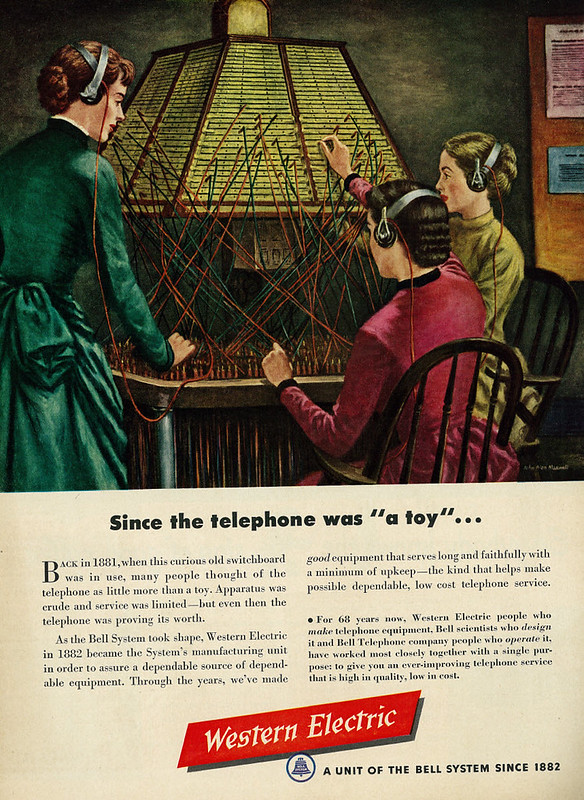 Western Electric 1950