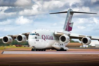 A7-MAB - Qatar Air Force C17   FFD