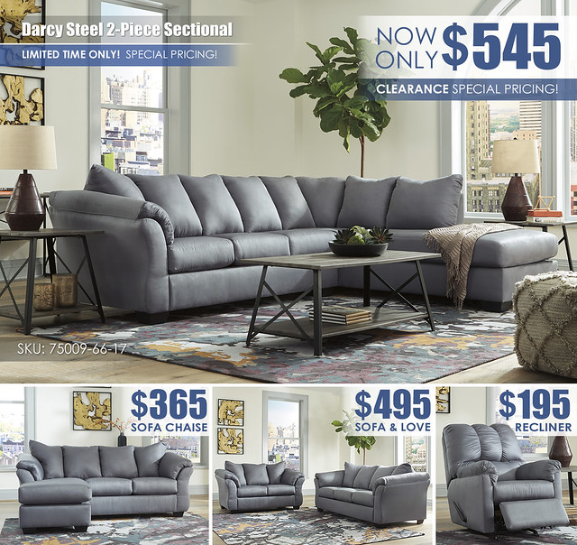 Darcy Steel Collection_Clearance Special_75009