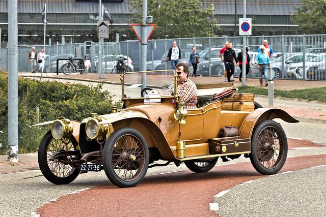 Panhard et Levassor X19 Tourer 1914 (8009)