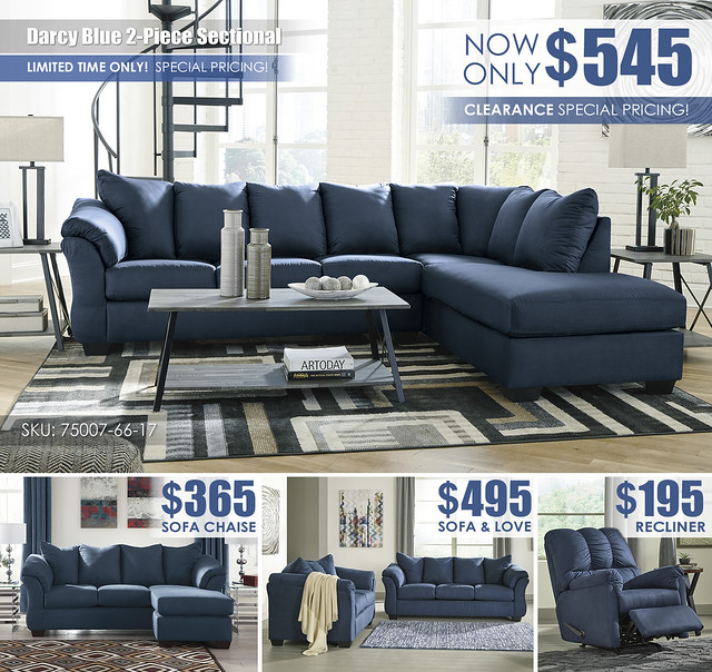 Darcy Blue Collection_Clearance Special_75007