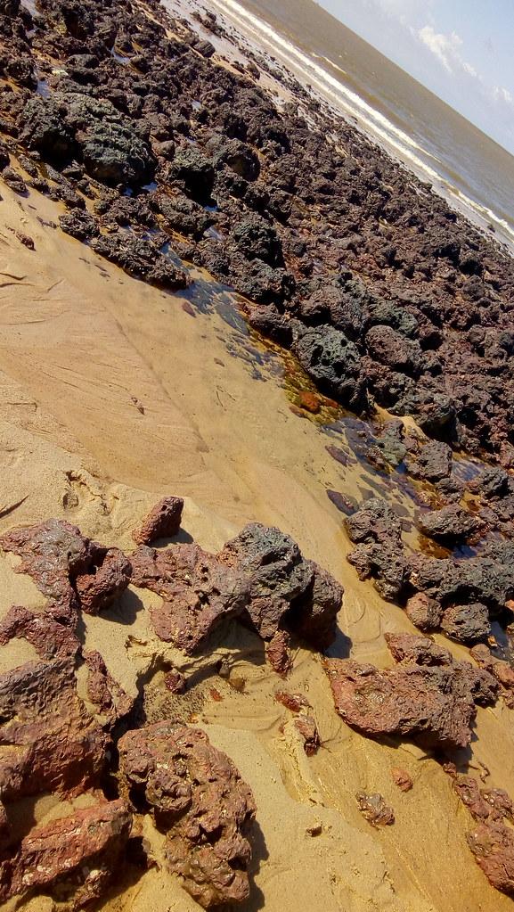 Praia da Água Boa - Ilha do Marajó