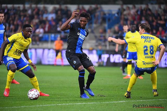 Waasland-Beveren - Club Brugge 27-07-2019