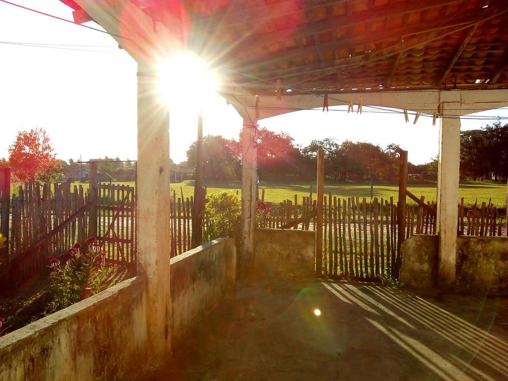 o nascer do sol