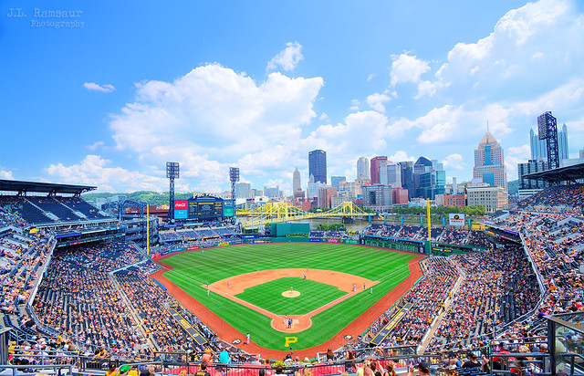 PNC Park - Pittsburgh, Pennsylvania - Home of the Pittsburgh Pirates