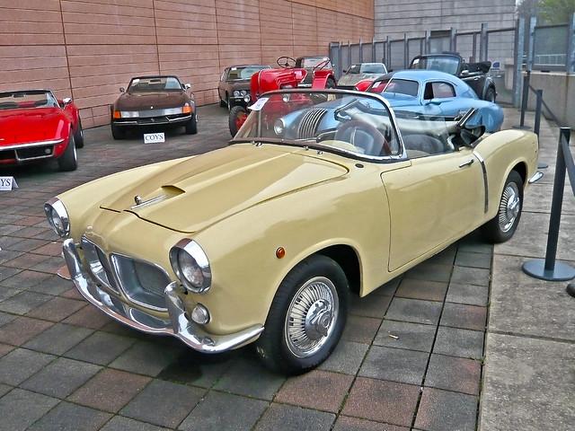 FIAT 1200 TV Trasformabile 1957 (1010566)