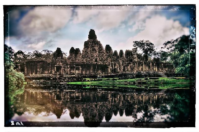 Siem Reap K - Bayon 07