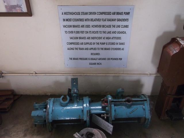 Westinghouse Air Pump