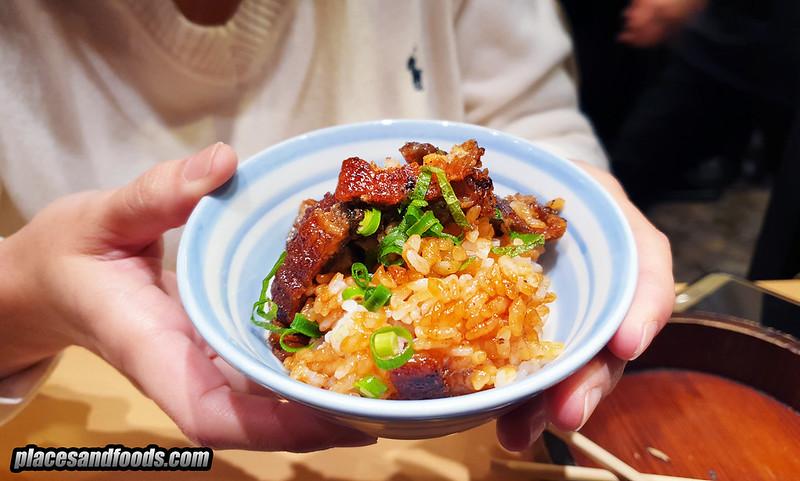 maruya honten bowl rice