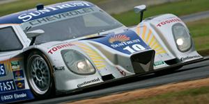 2010 VIR Tire Test