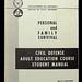 Civil Defense booklet