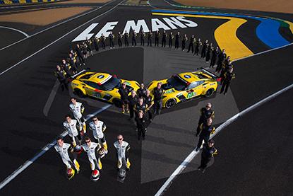 2015 24 Heures du Mans