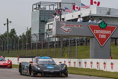 2015 SportsCar Grand Prix of Canada
