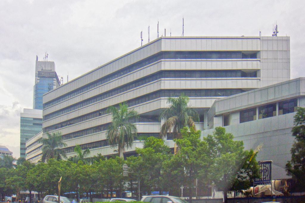 Gedung Kementerian Kesehatan