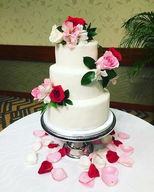 Wedding Cake by Eventful Hawaii