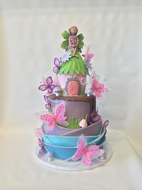 Cake by Sacramento Cake Design Series