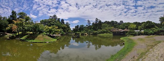 Jardin Genkyu-en 玄宮園 - Hikone 彦根