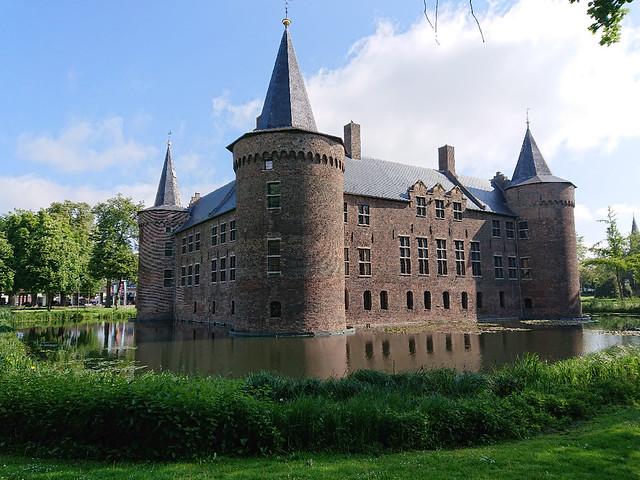 Helmond Castle rear
