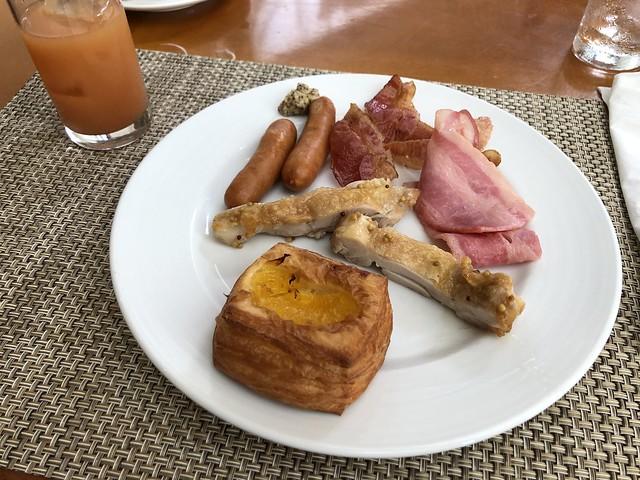ブセナテラス朝食