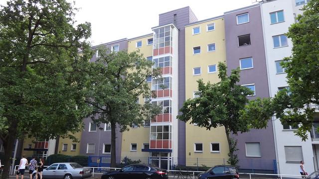 1962 Berlin-W. Wohnanlage im Aufbauprogramm 6Et. Lietzenburger Straße 3-9 in 10789 Schöneberg