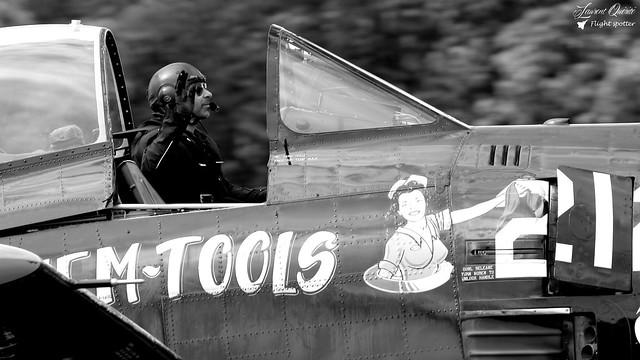 F-AYSL / 138343 - North American T-28B Trojan