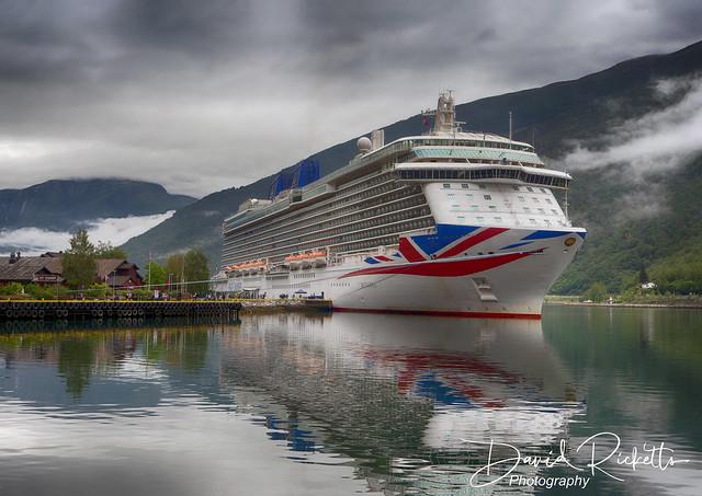 Britannia at Flam