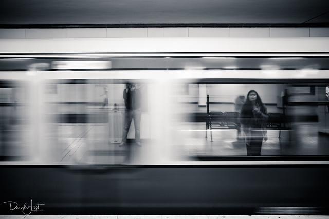 U-Bahn...