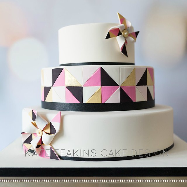 Cake by Kate Feakins Cake Design