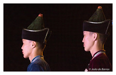 Boryatian performers