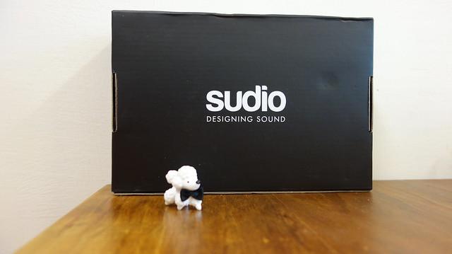 簡潔有力的包裝盒@Sudio Tolv真無線藍芽耳機