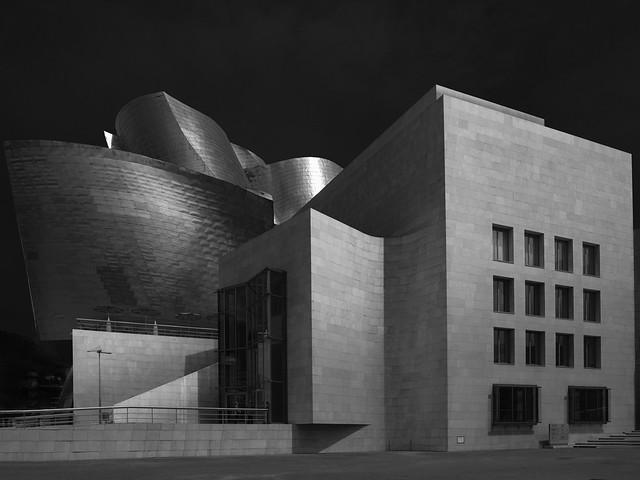 Guggenheim Museum #2, Bilbao, Spain