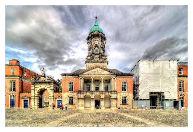 Dublin IR - Dublin Castle 03