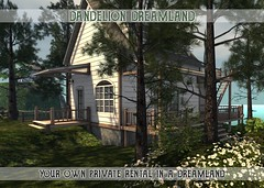 Dandelion Dreamland Rental -  Daisy Cottage