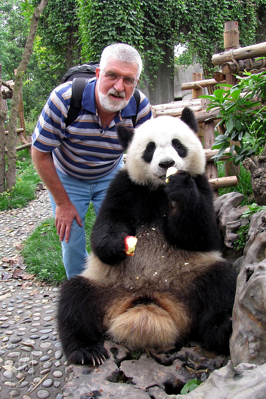 Meet a Panda VIP Experience