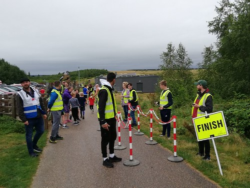 Gedling junior parkrun.  28 Jul 19.