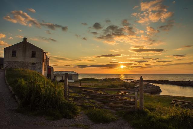 Finchochty Sunset