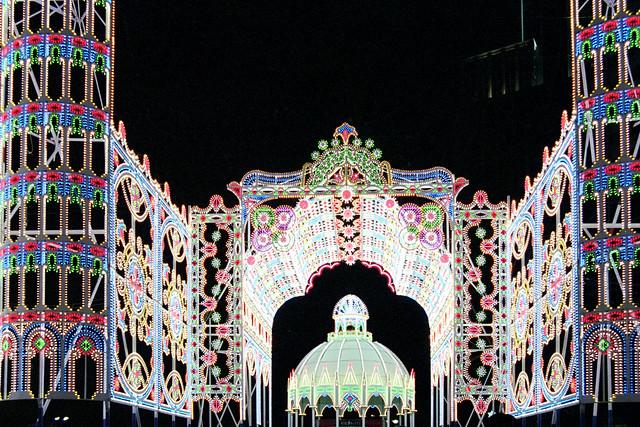 神戸ルミナリエ'18-6