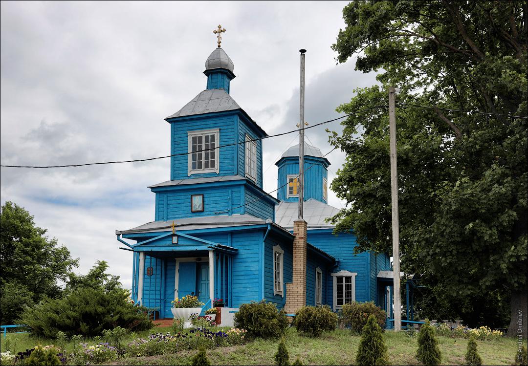 Ставок, Беларусь, Церковь Вознесенская