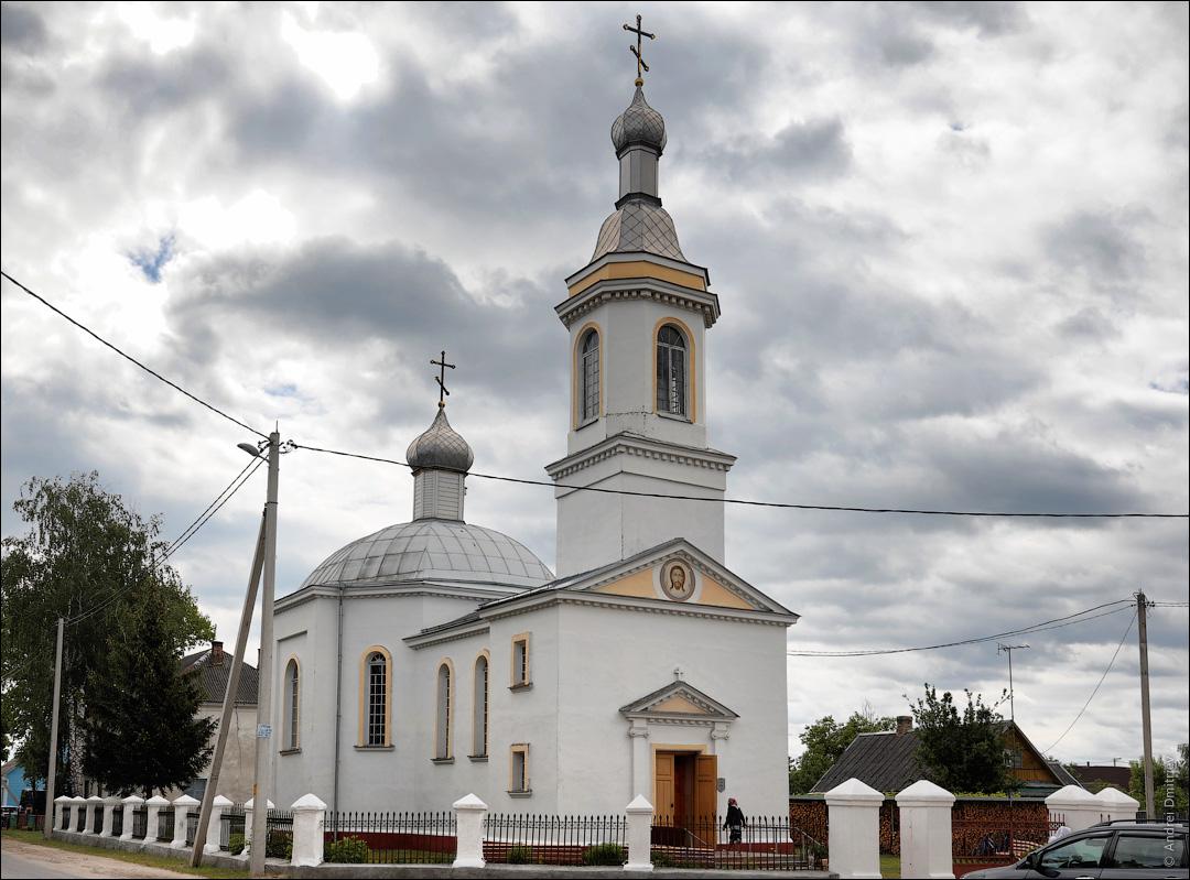 Погост-Загородск, Беларусь, Церковь св. Кирилла и Мефодия