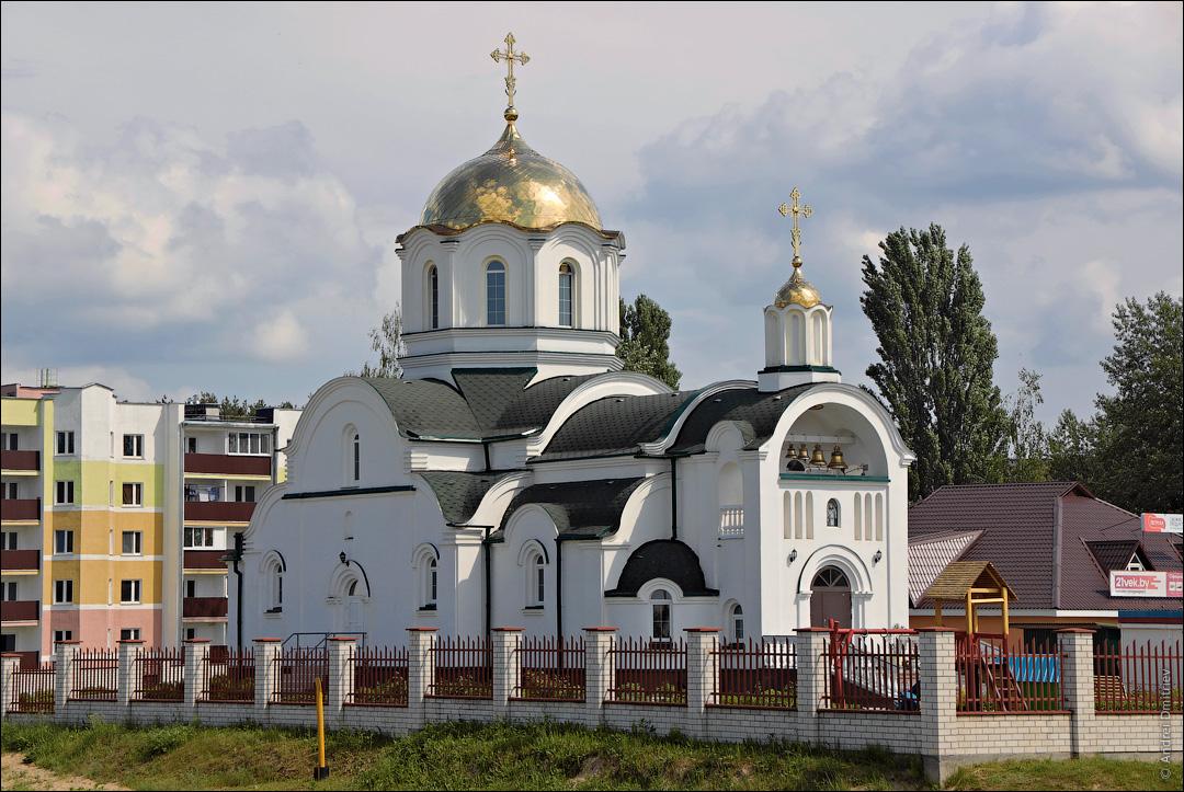 Житковичи, Беларусь, Церковь святителя Феодосия Черниговского