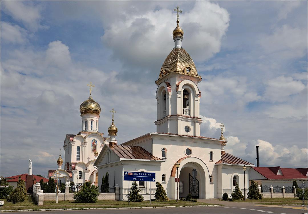 Туров, Беларусь, Кафедральный собор святителей Кирилла и Лаврентия Туровских