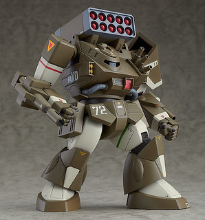 COMBAT ARMORS 《太陽之牙 達格拉姆》「Ironfoot F4XD Hasty XD型」!MAX17 1/72 SCALE アイアンフット F4XD ヘイスティ XD型