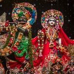 Hare Krishna Temple Ahmedabad Deity Darshan 28 July 2019