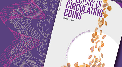 Directory of Circulating Coins 3rd Ed