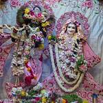 ISKCON Vrindavan Deity Darshan 28 July 2019