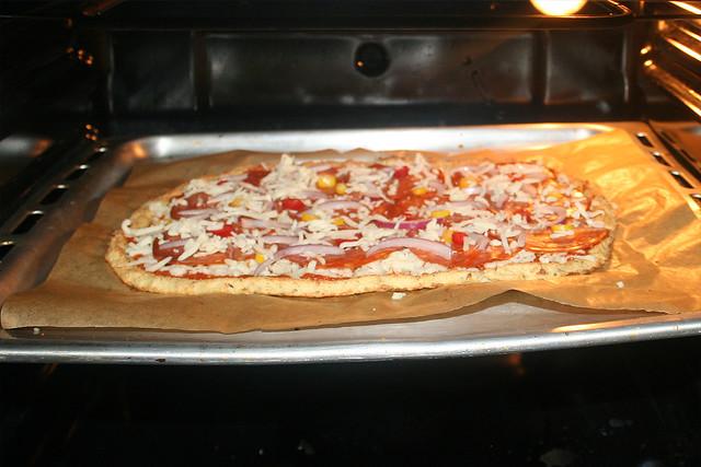 23 - Weiter im Ofen backen / Continue bake in oven