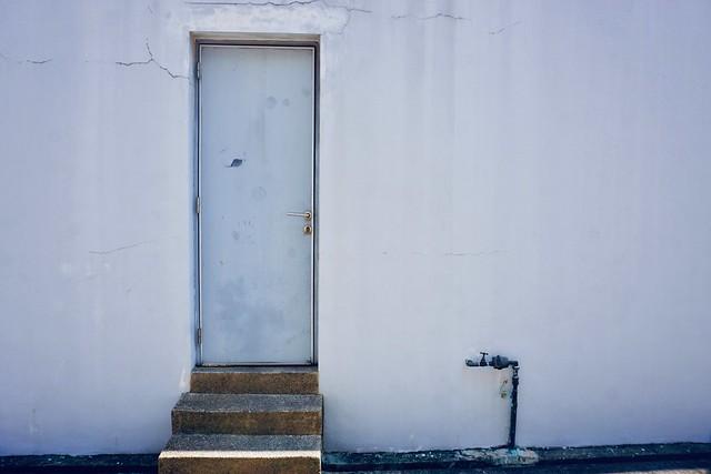 209/365: back alley door