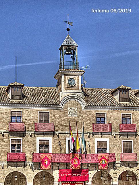 Ocaña (Toledo) 20190622 02 Ayuntamiento
