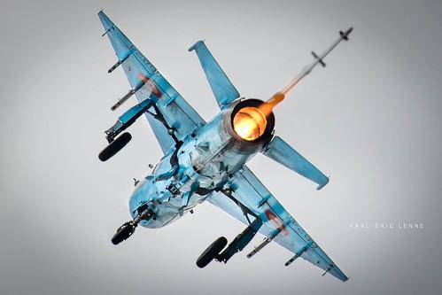6824 - Romanian Air Force Mig21MF   RIAT19
