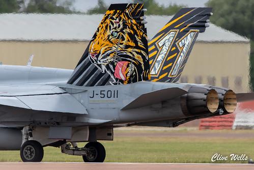 tiger-tail